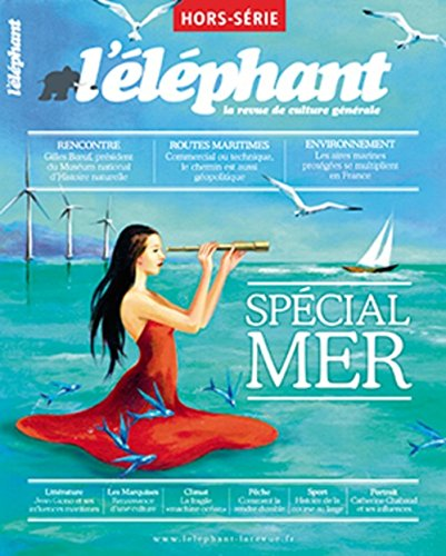 Hors-série - L'éléphant - Special mer