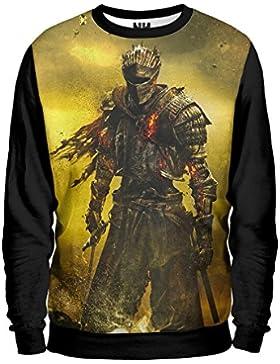 Noorhero - Felpa Uomo - Dark Souls Armor Set