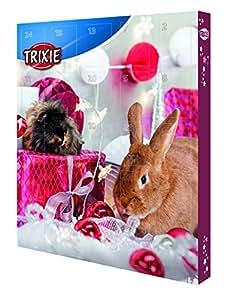 Trixie 9270 Adventskalender für Kleintiere, 2017