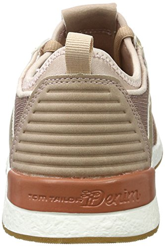 TOM TAILOR Damen 2799104 Sneaker Pink (old rose)