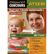 Objectif Concours - ATSEM - 100 questions de l'oral