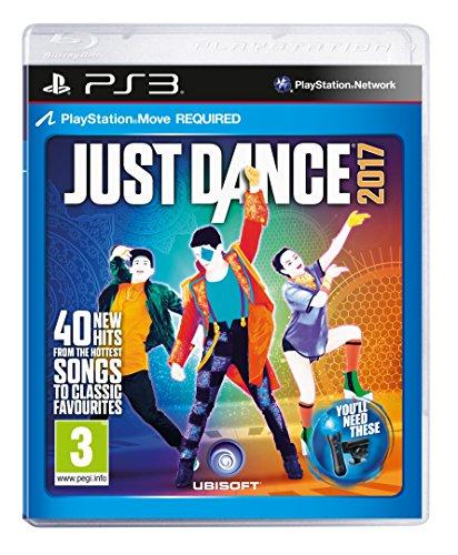 PS3 Just Dance 2017 NEU&OVP UK Import auf deutsch spielbar
