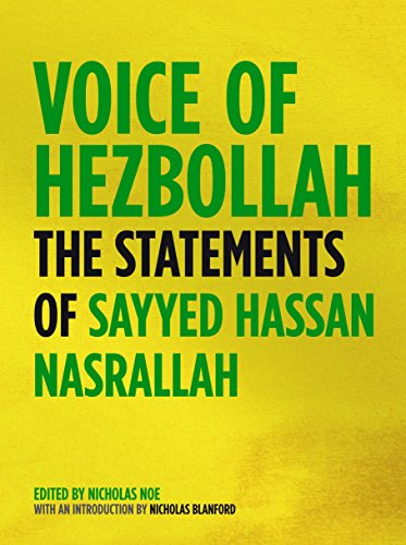Voice of Hezbollah: The Statements of Sayyid Hassan Nasrallah