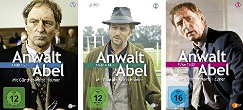 Bild von Anwalt Abel 1- 3 (Folge 1-20) im Set - Deutsche Originalware [11 DVDs]