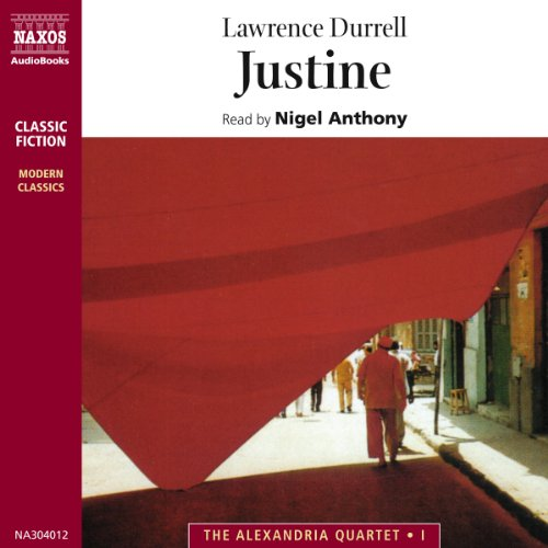 Justine  Audiolibri