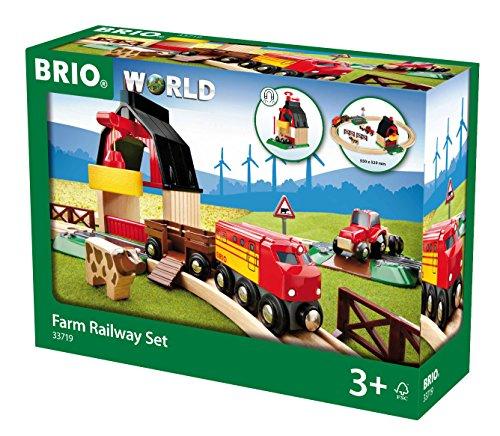 BRIO World  - 33719 - CIRCUIT DE LA FERME