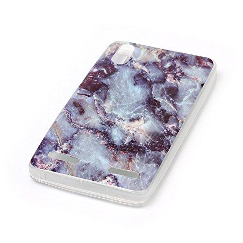 DBIT iPhone 7 Plus Case, Marmo TPU Custodia protettiva Cover per Apple iPhone 7 Plus,Marble Verde Rosso