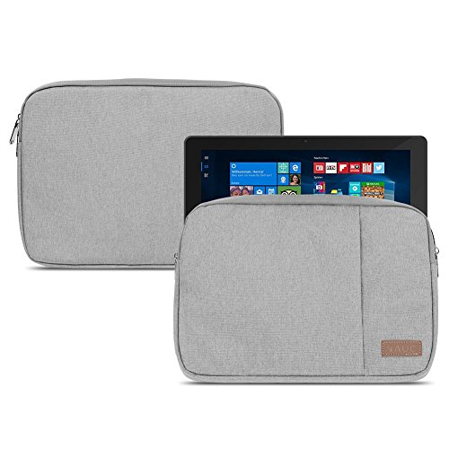 TrekStor SurfTab twin 11.6 Notebook Schutzhülle Tasche Cover Case Grau Tablet