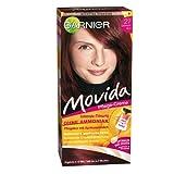 Garnier Tönung Movida Pflege-Creme 27 Granatrot, 3er Pack