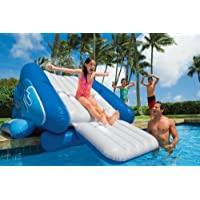 INTEX Kool Splash Inflatable Swimming Pool Water Slide | 58851EP by Intex Development Co