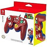HORI Battle Pad Gamecube Style Controller - Mario Edition for Nintendo Switch Bild 3