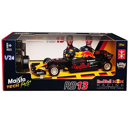 RC Auto kaufen Rennwagen Bild 3: Maisto Red Bull RB13 Max Verstappen Nr 33 Formel 1 2017 27 MHz RC Funkauto 1/24 Modell Auto*