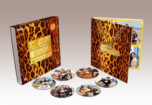 Complete Only Fools And Horses - The Series And Specials
