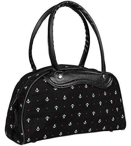 Top Fuel Fashion Damen Tasche Handtasche Anker