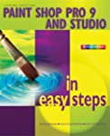 Paint Shop Pro 9 in Easy Steps (In Ea...