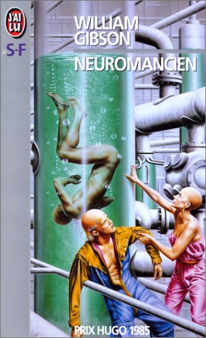 Neuromancien par William Gibson