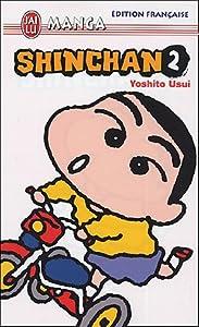 Shin Chan Saison 1 Tome 2