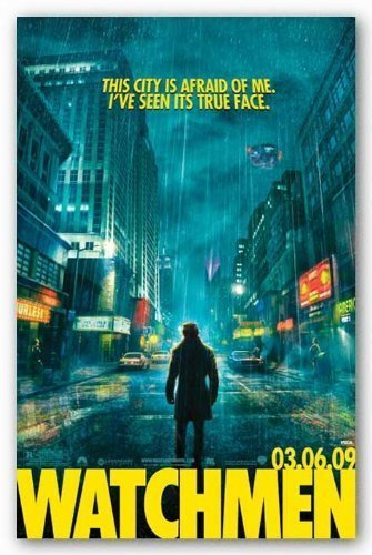 (Watchmen - Rorschach Rain 24