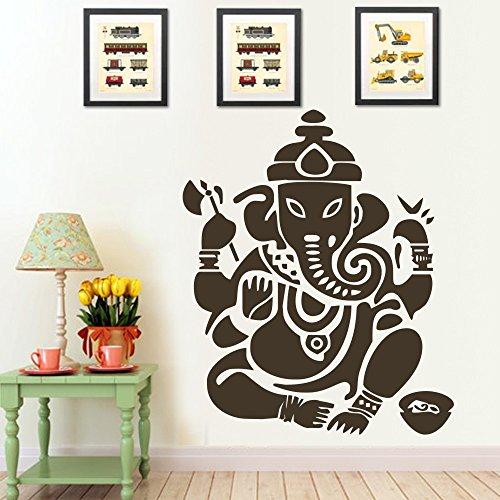 ganesh-pared-adhesivo-vinilo-adhesivo-pared-de-habitacion-art-decor-dormitorio-de-ganesha-elefante-d