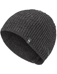 Gwinner Strickmütze warme und dicke Wintermütze ideal für kalte Tage G5