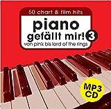 Piano gefällt mir! 3 MP3-Begleit-CD