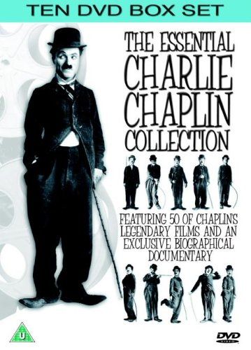 Charlie Chaplin - The Essential Collection Featuring 50 Films And An Exclusive Biographical Documentary [DVD] [2005] [Edizione: Regno Unito]