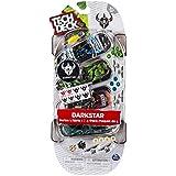 Tech deck - Pack de 4 skates realistas (Bizak 61923610)