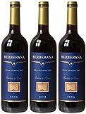 Berberana 2007 Carta De Oro Gran Reserva Rioja Red Wine, 75 cl (Case of 3)