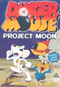 Danger Mouse - Project Moon [1981] [DVD]