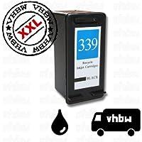 Cartuccia per stampante HP 339 - Nera C8767EE per HP PSC NR.339 Fotocopiatrice Scanner Stampante (Una Fotocopiatrice Scanner)