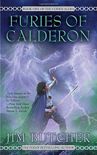 Furies of Calderon (Codex Alera)
