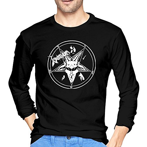 Laugh Dusk Venom Fallen Angels Welcome To Hell Album For Men's T-shirts Black - Hill XX-Large