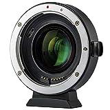 Viltrox EF-EOS M2 Auto Messa a fuoco obiettivo Adattatore per Canon EF obiettivo a Eos EF-M fotocamera M2 M3 M5 M6 M10 M50 M100