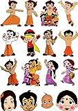 #5: Chhota Bheem Stickers