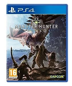 Monster Hunter World - Lenticular Edition exclusivité Amazon