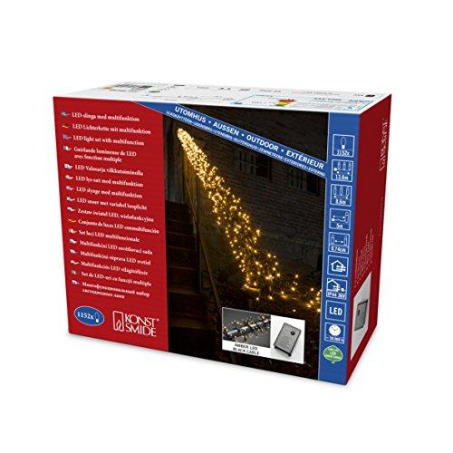 Konstsmide 3864-800 Micro LED Büschellichterkette