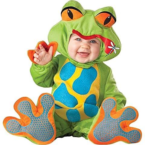 Disfraz de rana graciosa para bebé - 18-24 meses