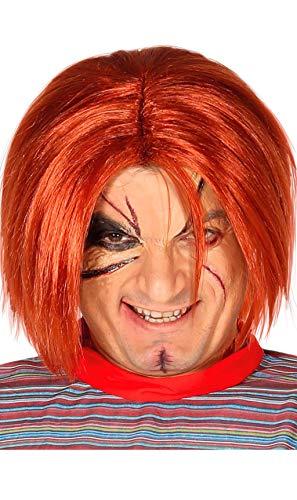 Rudy Peluca Adulto Muñeca asesina Chuckie