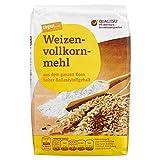 Produkt-Bild: Tegut Weizen-Vollkornmehl, 1.00 kg