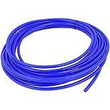 Bleu 6 mm 9 m de diamètre extérieur de 4 mm de diamètre intérieur en PU TUYAU D'Air