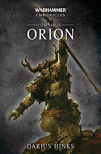 Orion par Hinks Darius
