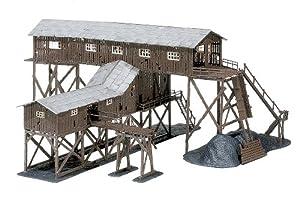 Faller - Edificio industrial de modelismo ferroviario H0 escala 1:87 (F130470)