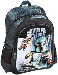 SWHX7610 Undercover - Star Wars école Sac à dos ( environ 38 x 27 x 14 cm )