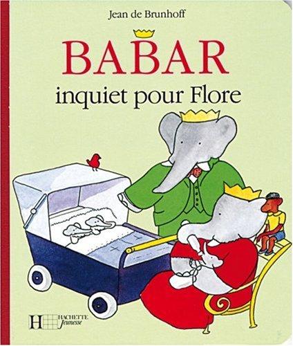 Babar Inquiet Pour Flore