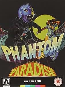 Phantom of the Paradise Steelbook [Blu-ray]