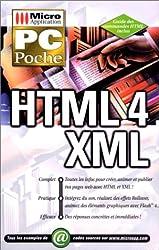 HTML 4, XML
