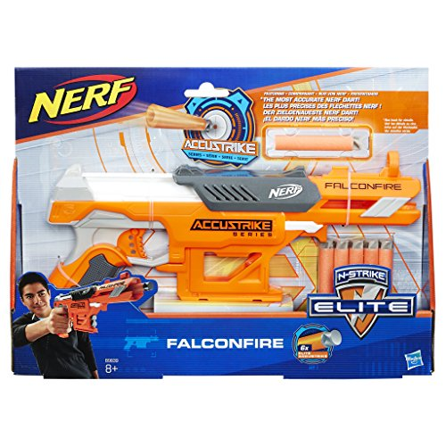 Strike Elite AccuStrike Falconfire kompakter Spielzeugblaster ()