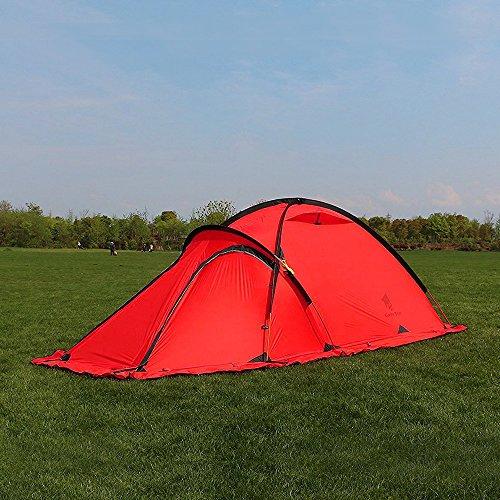 GEERTOP 20D 2-Person 4-Jahreszeiten Super Leicht Alpine Camping-Zelt - 7