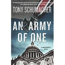 Army of One, An: A John Rossett Novel
