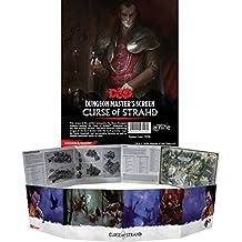 D&D Dungeon Master's Screen: Curse of Strahd